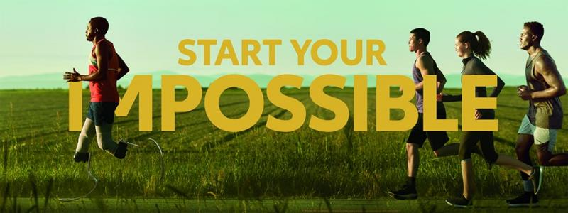 Toyota - START YOUR IMPOSSIBLE!