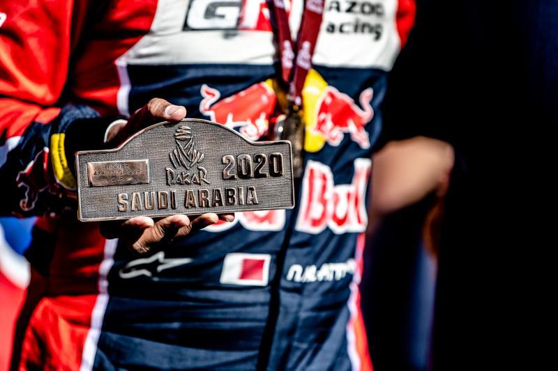 Le Rallye Dakar 2020