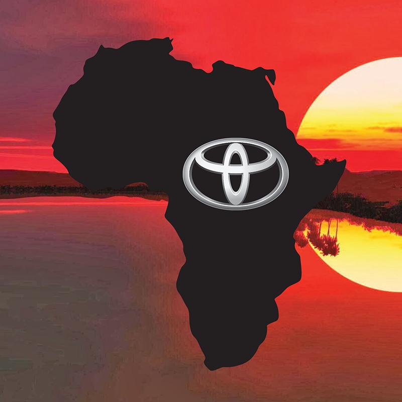 Le succès de la marque Toyota en Afrique