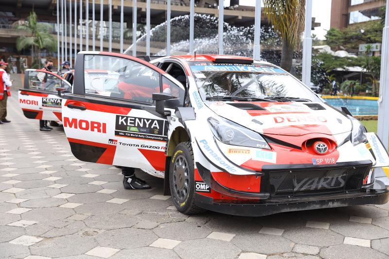Safari Rallye Kenya