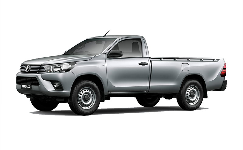 2.4GD Country Single Cab 5-MT 4x2